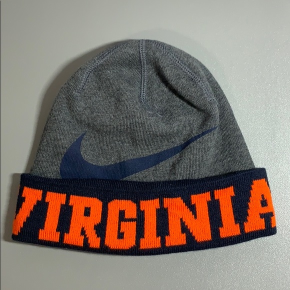 UVA Nike Dri Fit Winter Hat